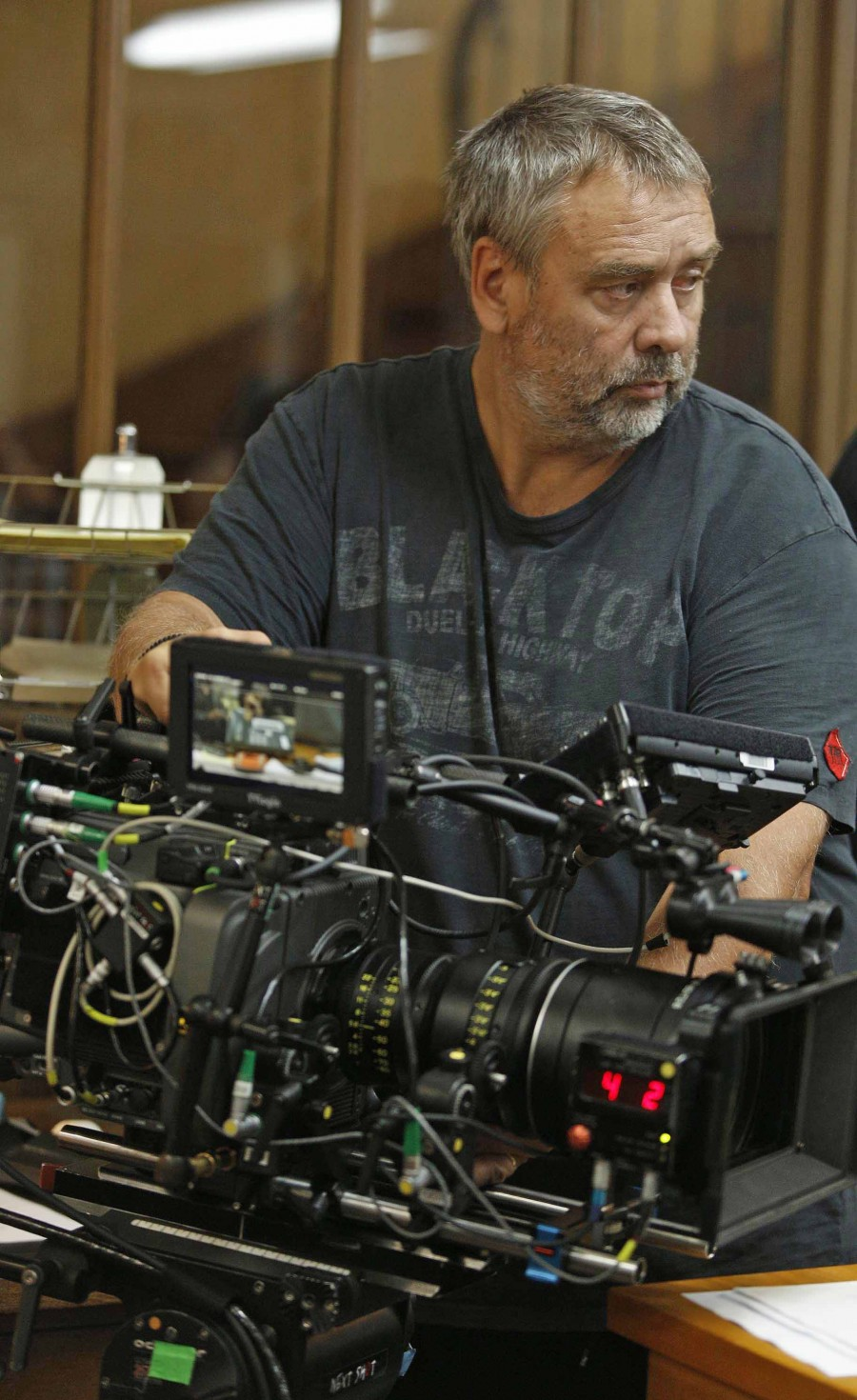 Luc Besson interview