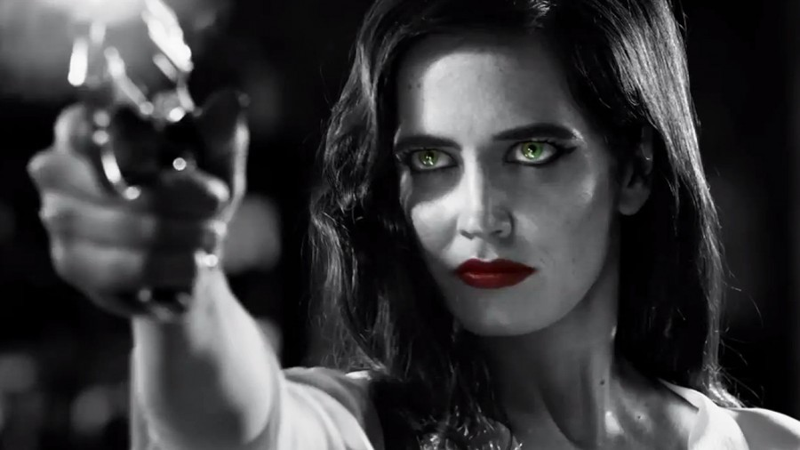 """Sin City: A Dame To Kill For"" movie review by David Morris - LATF USA"