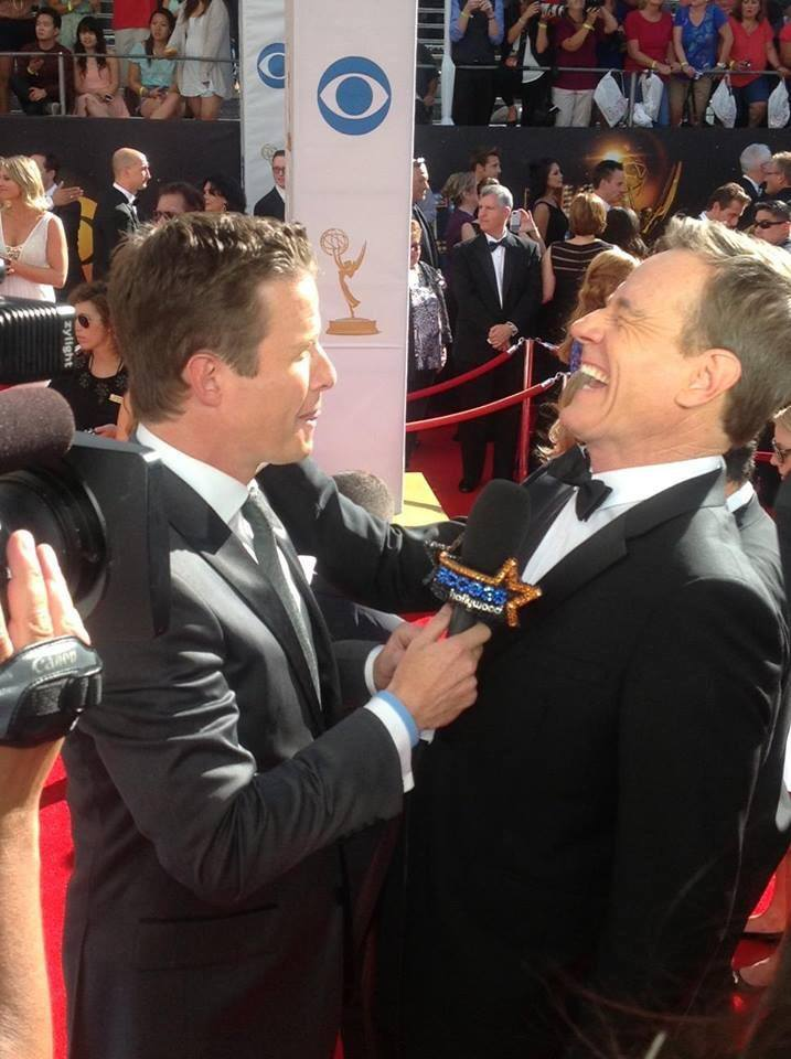 Access Hollywood Emmys 2014 Facebook