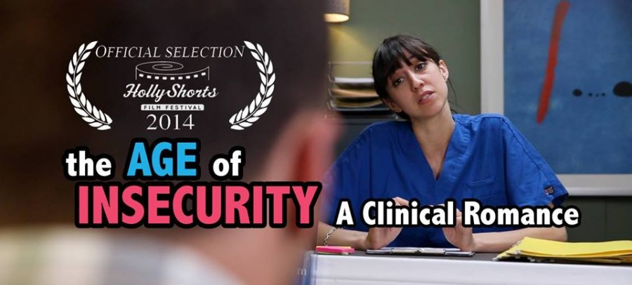 A Clinical Romance: The Age Of Insecurity by Adriano Valentini