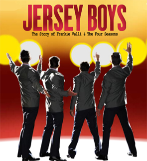 Jersey Boys Pantages Theatre