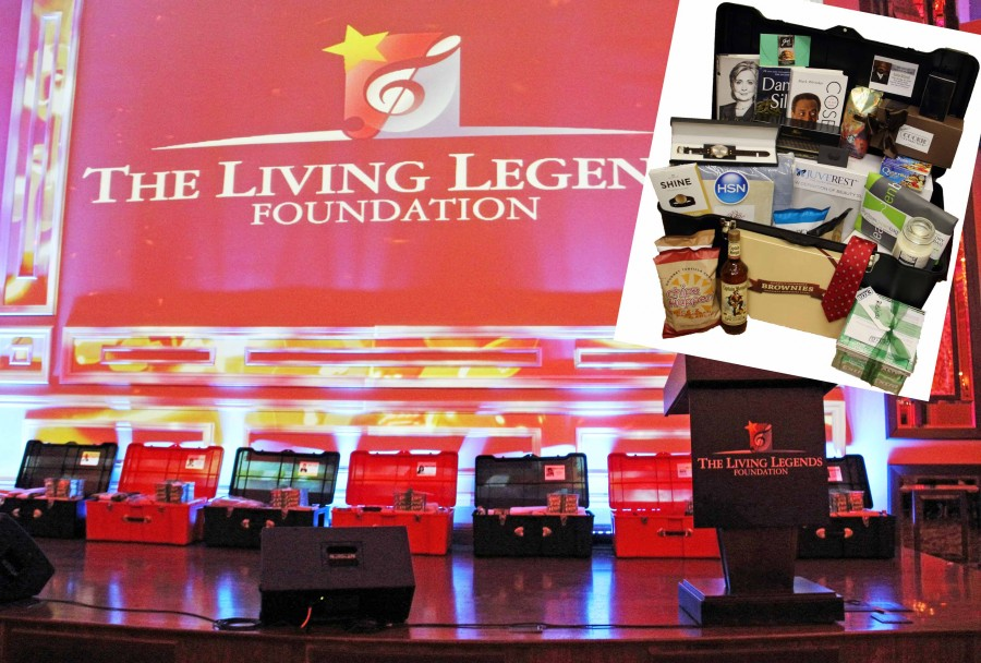 Living Legends Foundation trunks