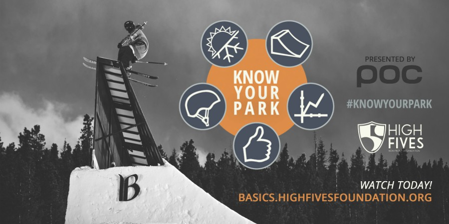Know Your Park skiing