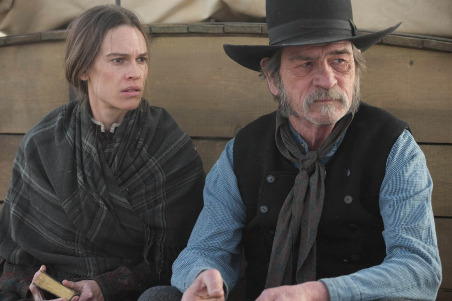 """The Homesman"" Movie review by Lucas Mirabella - LATF USA"