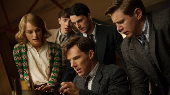 """The Imitation Game"" movie review by Adrian Vina - LATF USA"