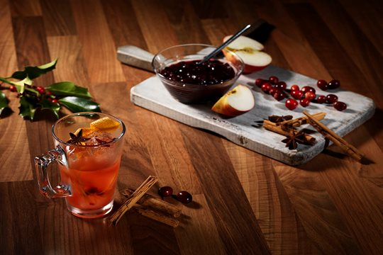 Old Fashioned Christmas recipe - thebar.com