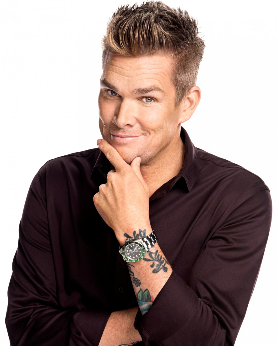 Mark Mcgrath AXS TV