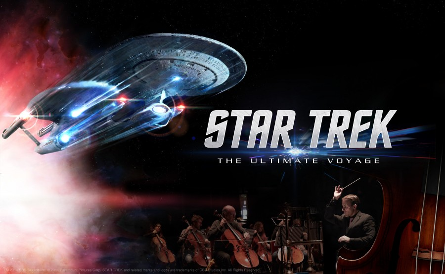 Star Trek the ultimate voyage concert