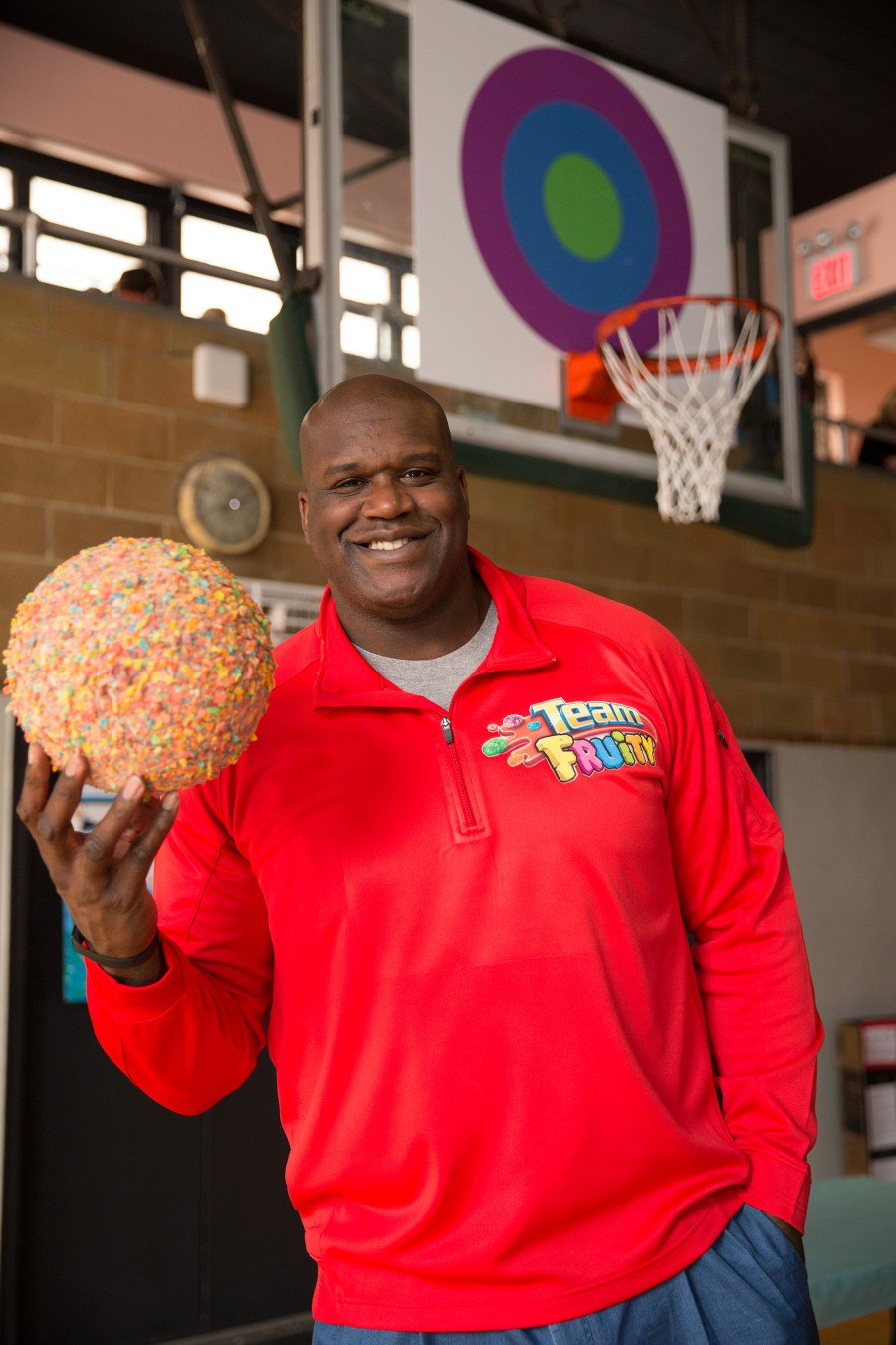 Shaquille O'Neal Fruity Pebbles