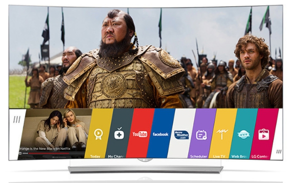 LG Electronics OLED LED TV
