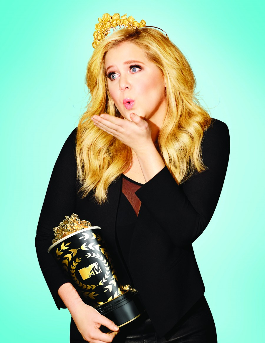 Amy Schumer MTV Movie Awards