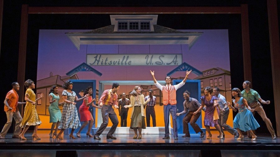 Hollywood Pantages - Motown The Musical
