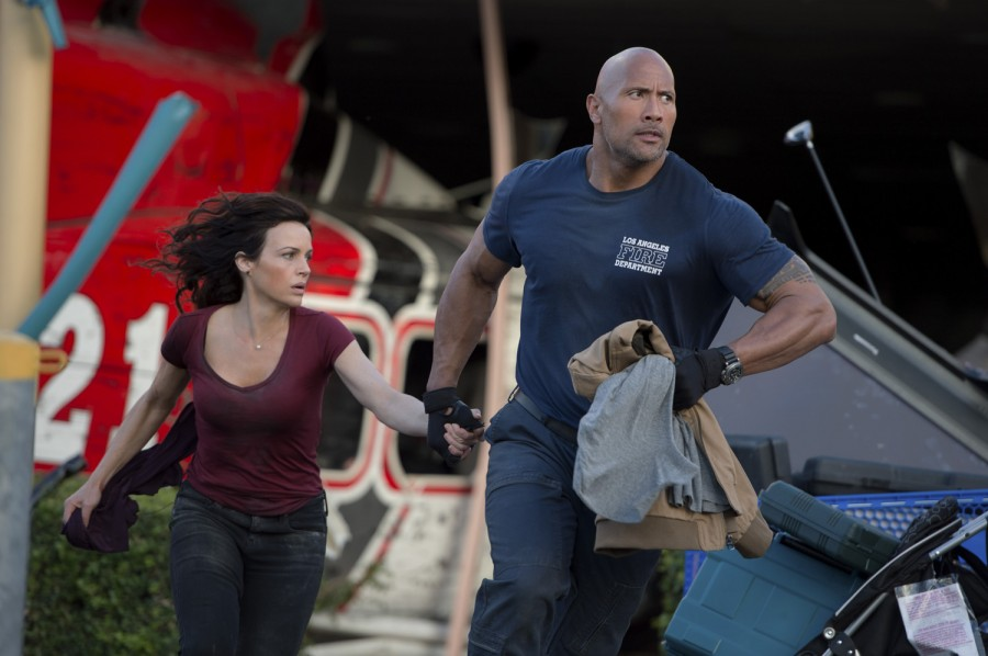 """San Andreas"" movie review by Pamela Price"