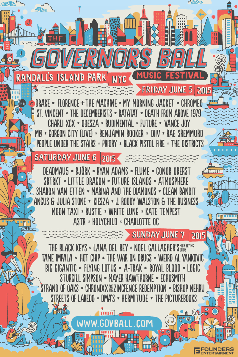 Governers Ball Music Festival