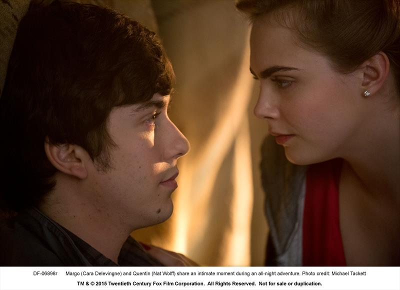 """Paper Towns"" movie review by David Morris - LATF"