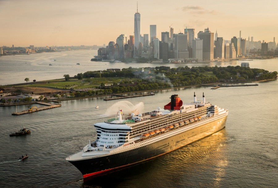 Cunard exotic cruises