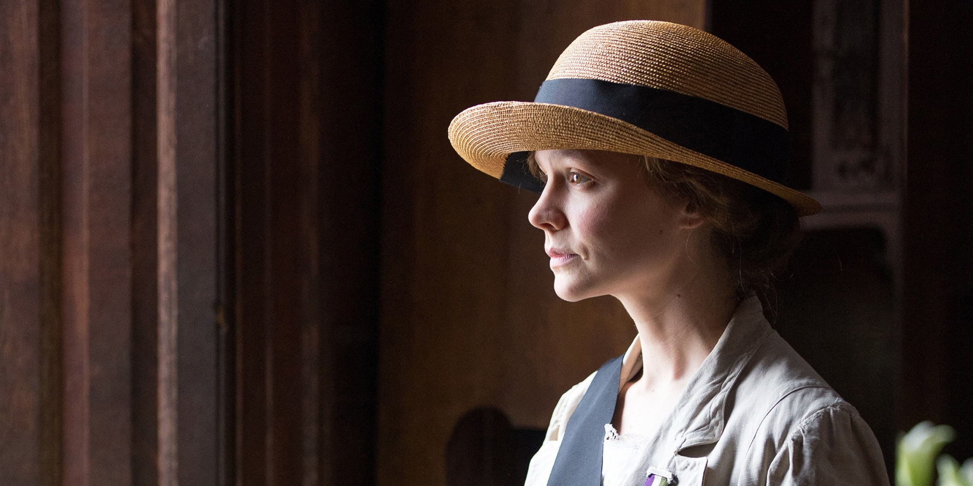 """Suffragette"" movie review by Lauren Steffany - LATF"
