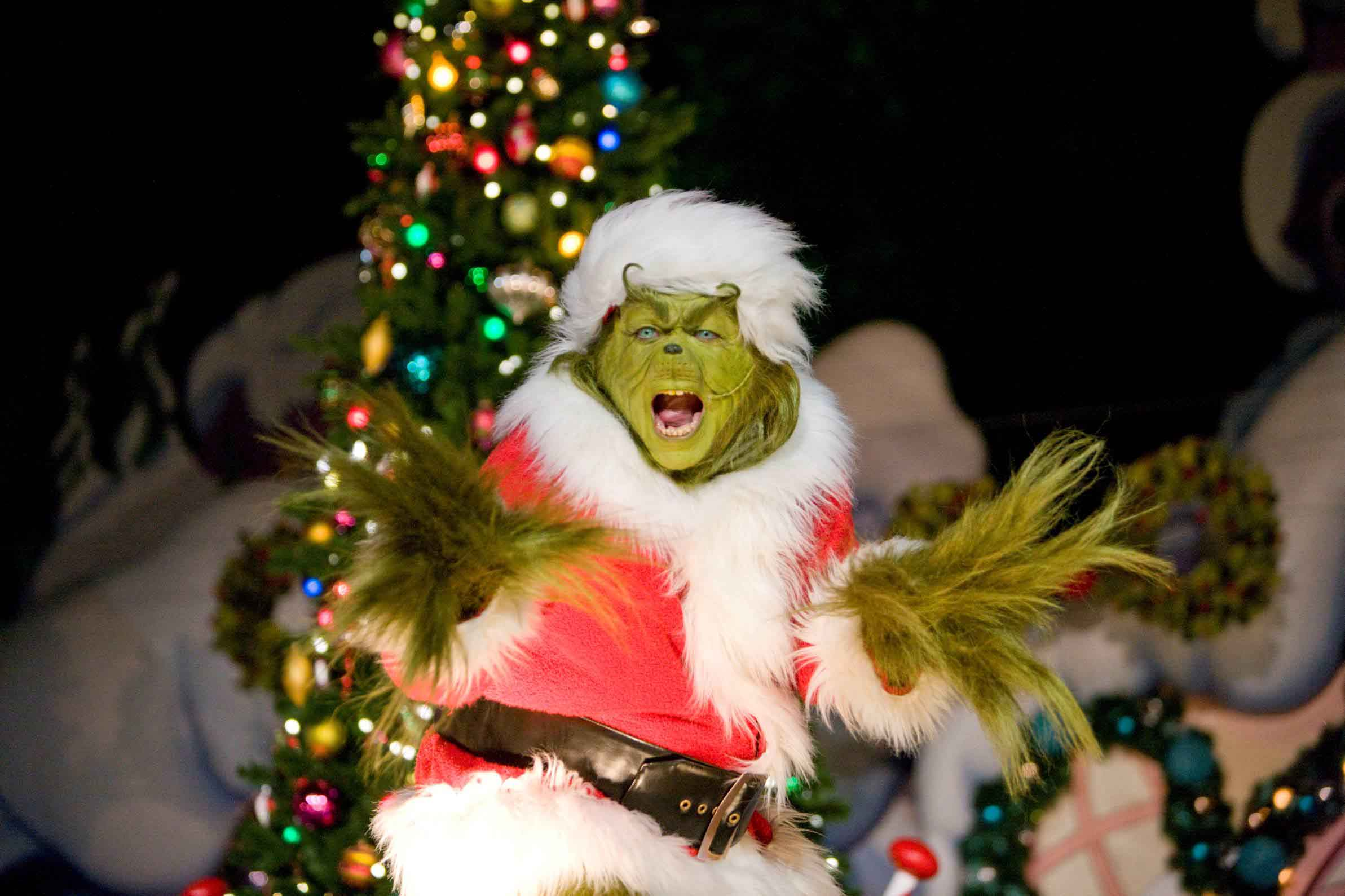 Universal Studios The Grinch