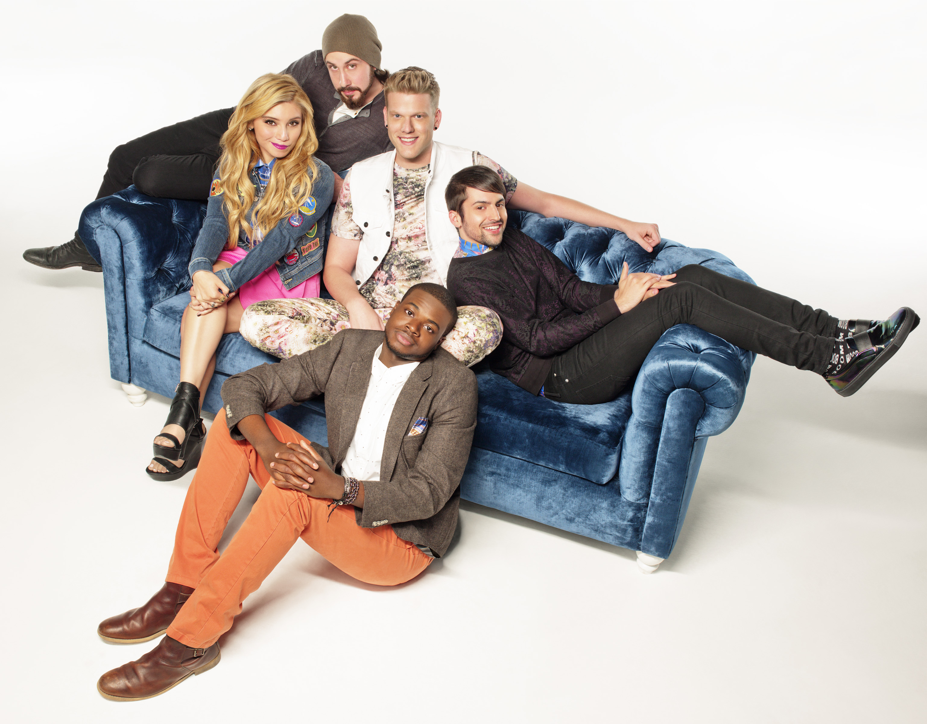Pentatonix interview by Pamela Price - LATF