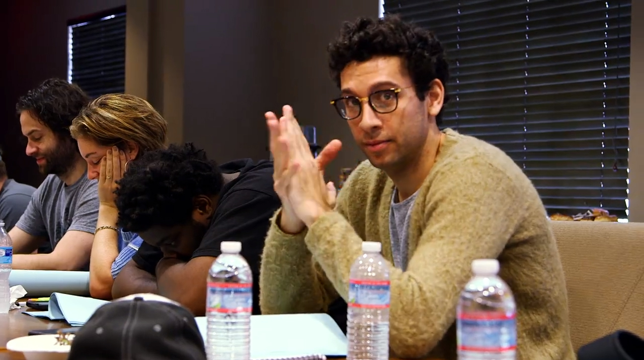 "Rick Glassman ""The Sixth Lead"" - ""Undateable"" interview - LATF USA"
