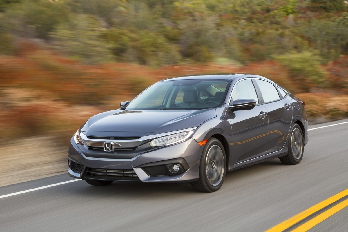 Honda Civic car of the year