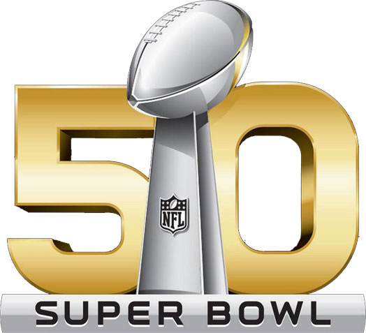 Superbowl 50 cbs tv schedule 2016