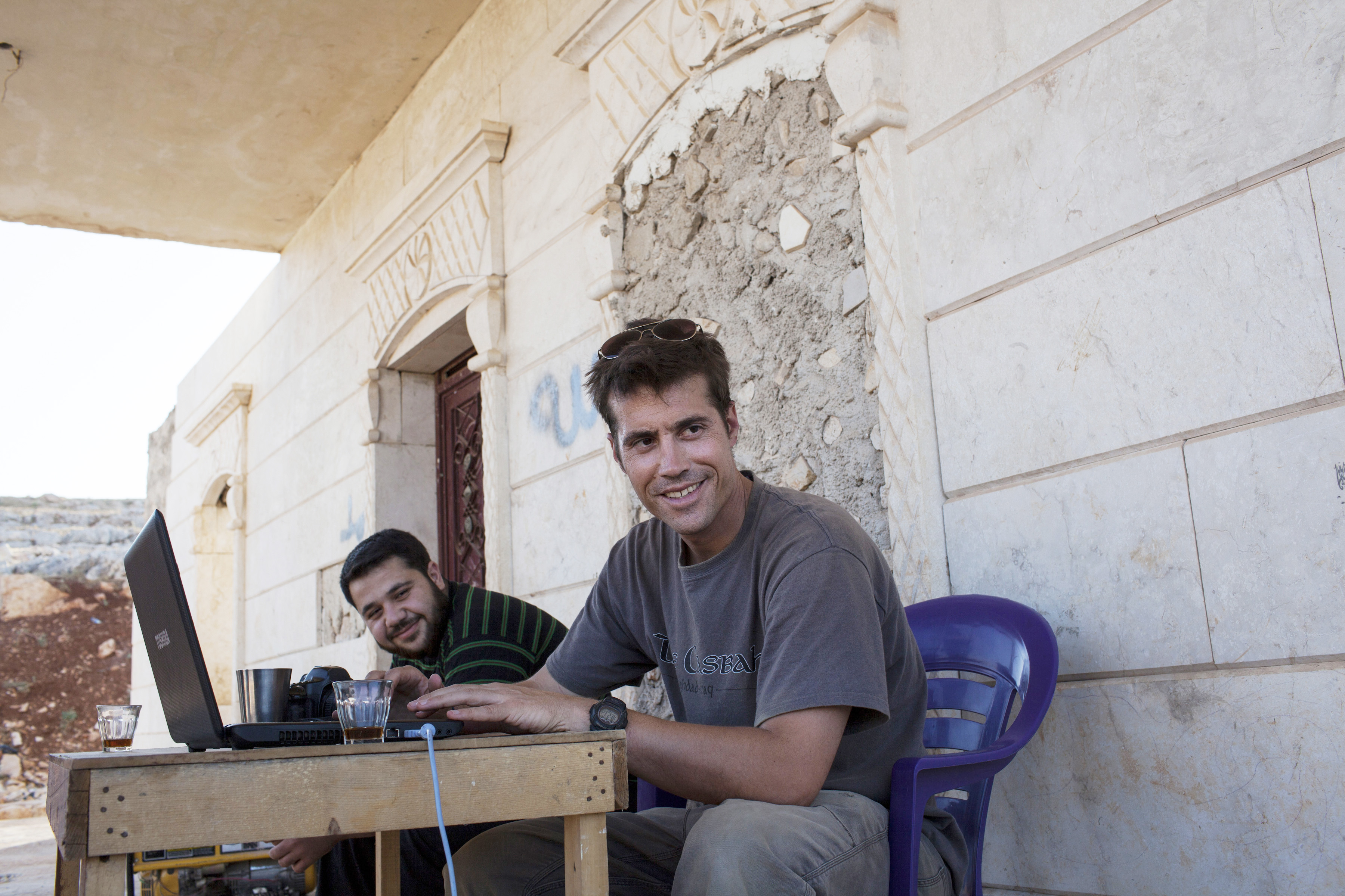 """JIM: The Story of James Foley"" story by Pamela Price - LATF USA"