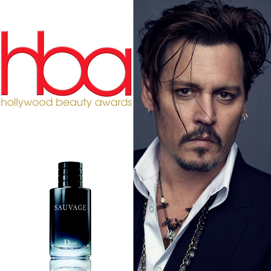 HBAs: Johnny Depp To Present 2016 Fragrance Of The Year To ... Johnny Depp Cologne