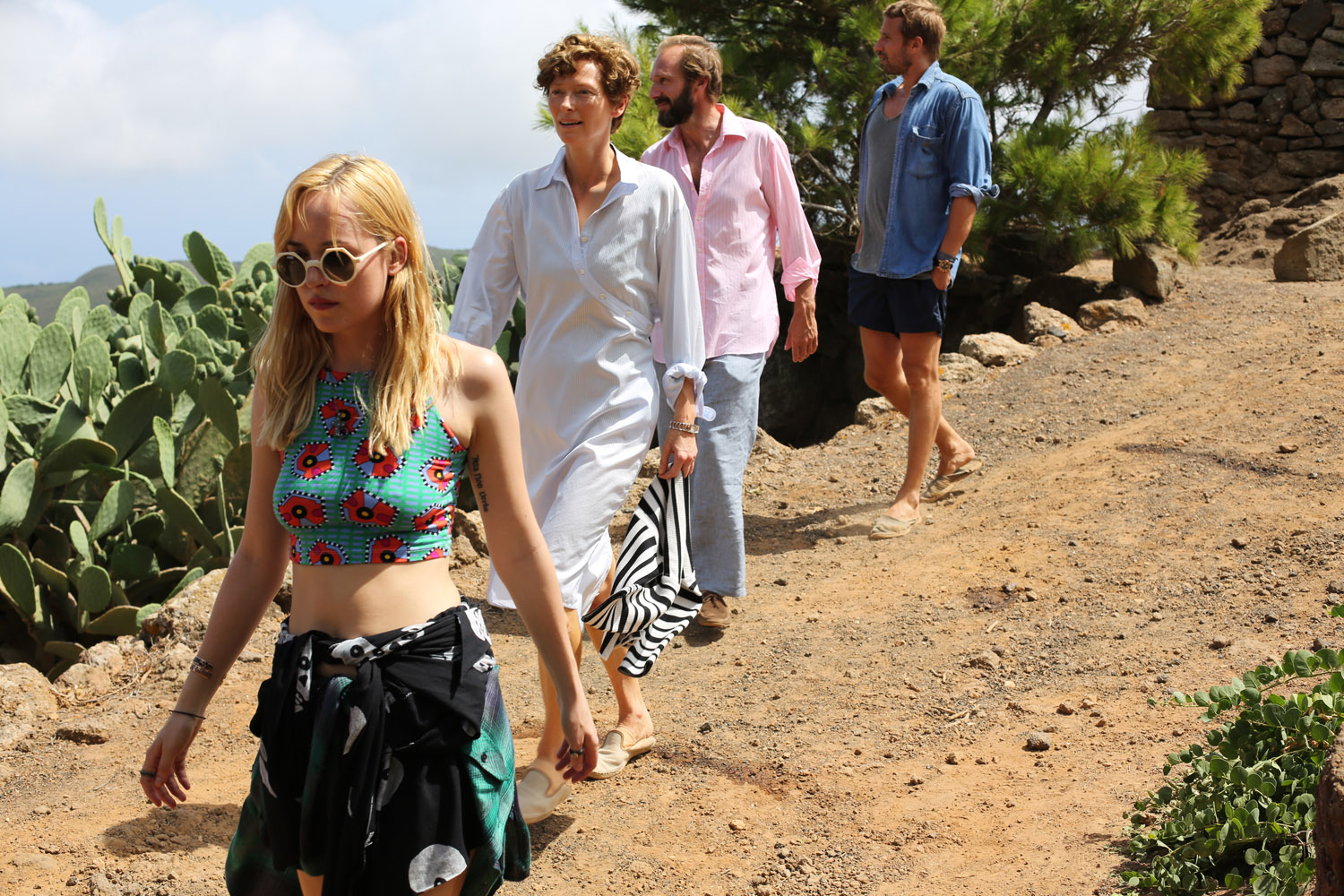 'A Bigger Splash' movie review by Lucas Mirabella
