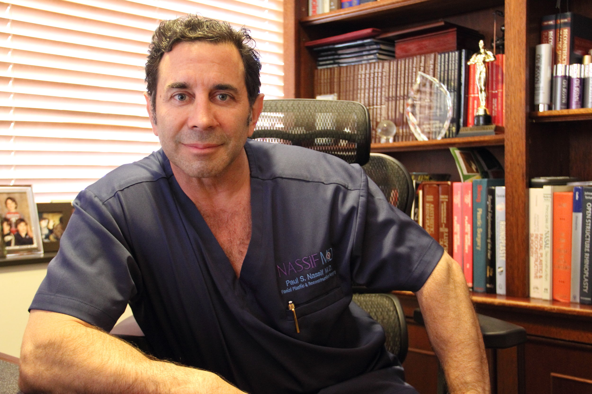 Dr. Paul Nassif interview
