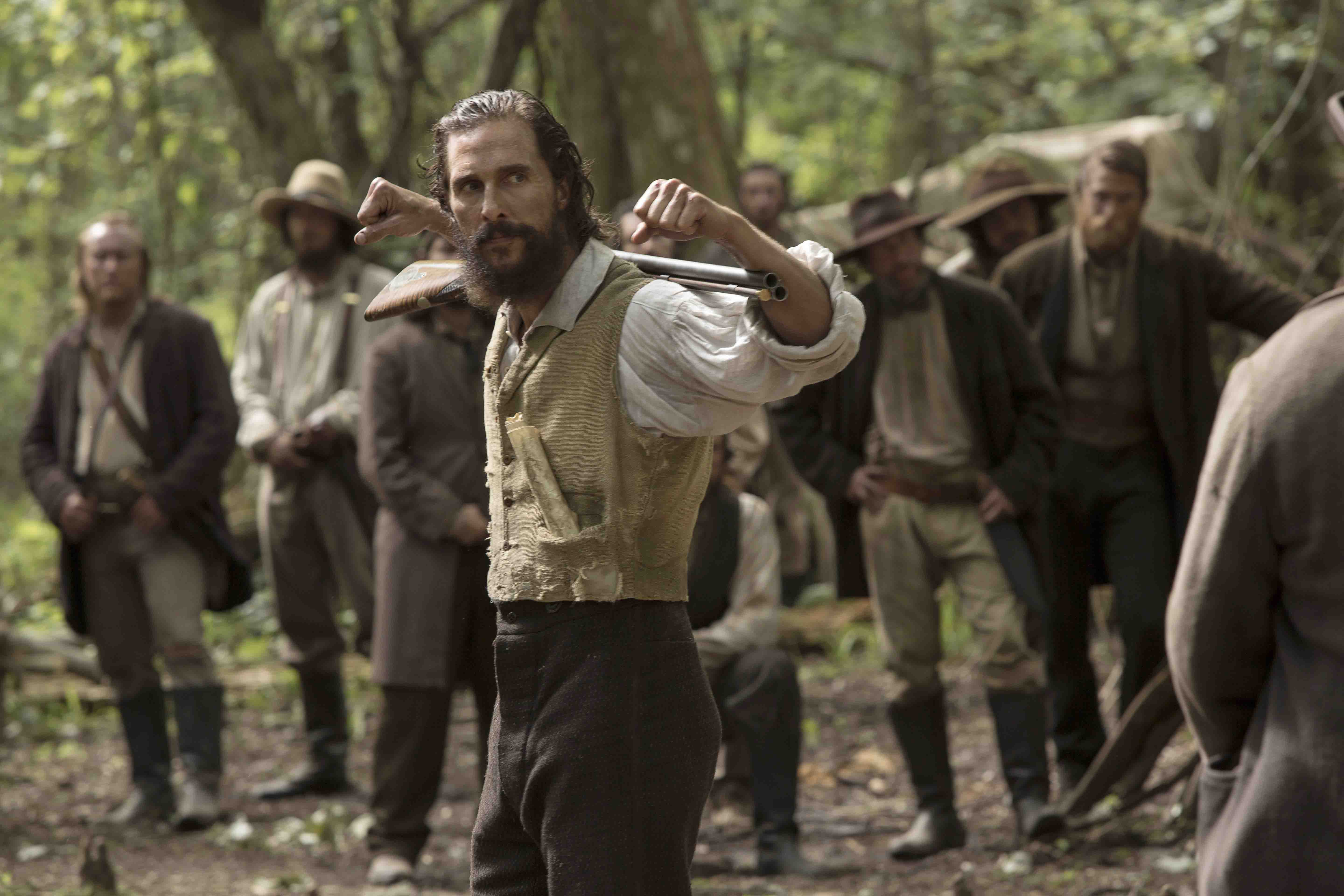 Free State of Jones, movie review, by, Lucas Mirabella