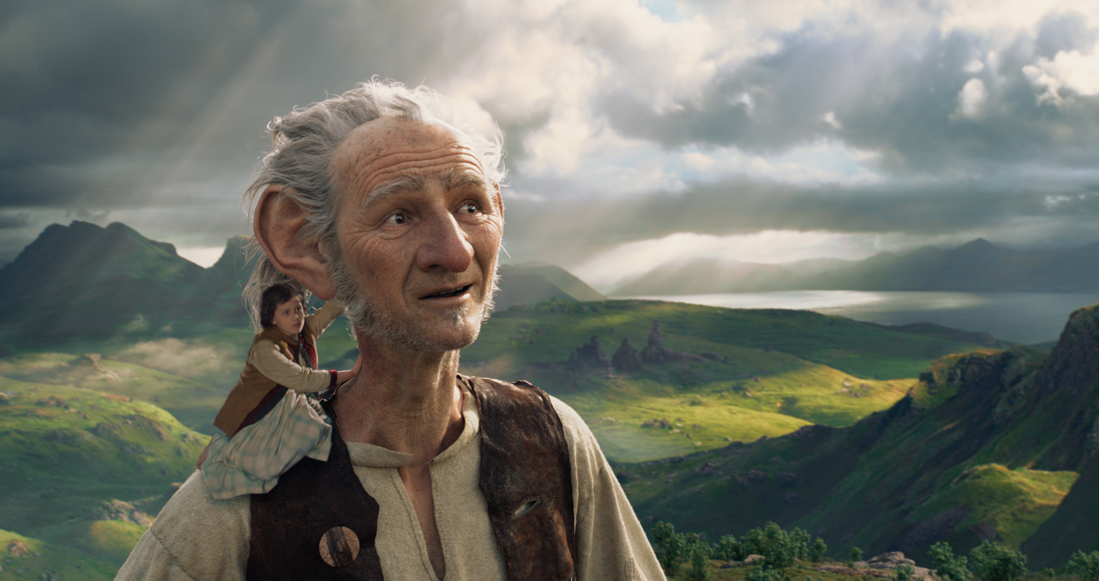 'The BFG', movie review, by, Pamela Price