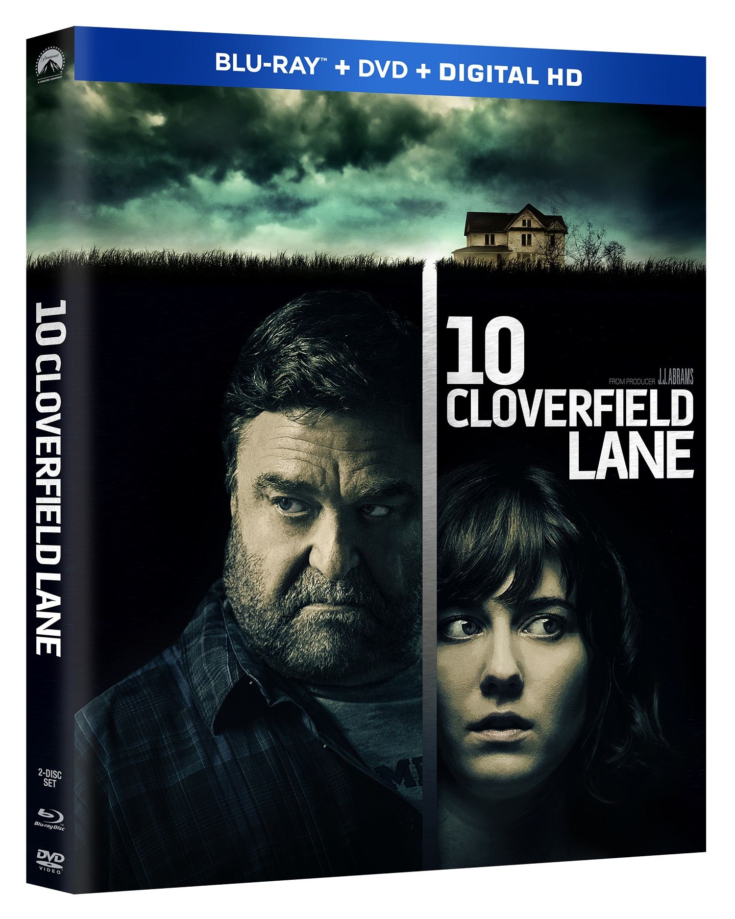 10 Cloverfield Lane, blu-ray contest