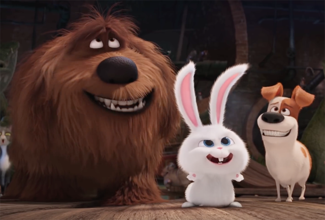 'The Secret Life of Pets', movie review, Pamela Price