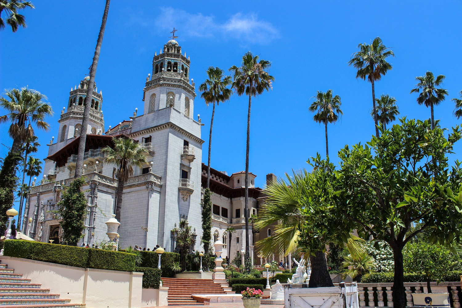 Hearst Castle, by Diyana Aquino Mendoza Price, San Luis Obispo, Pamela Price, travel story