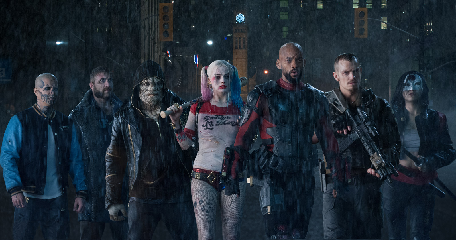 Suicide Squad movie review by Lucas Mirabella