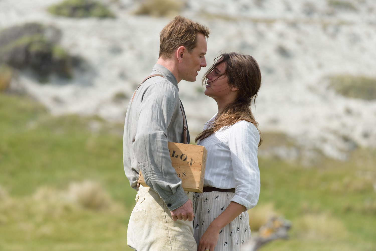 'The Light Between Oceans' movie review by Lucas Mirabella