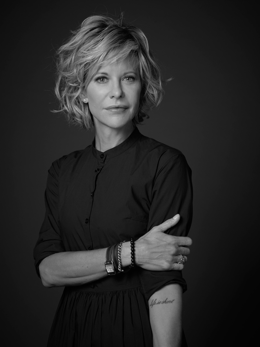 Meg Ryan, Photograph by Timothy White, Interview by Pamela Price - LATF USA