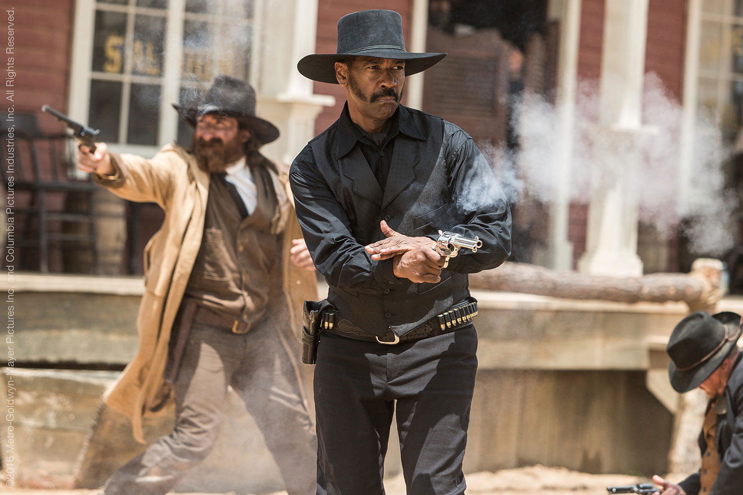 'The Magnificent Seven' movie review by Lucas Mirabella