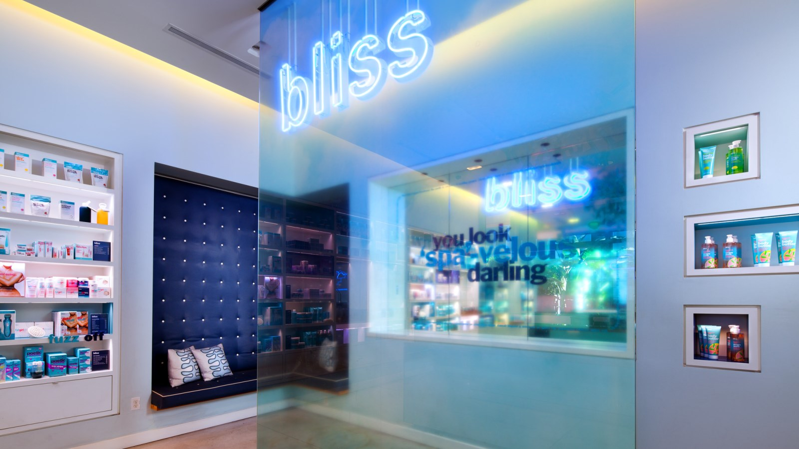 Bliss Spa W Hollywood