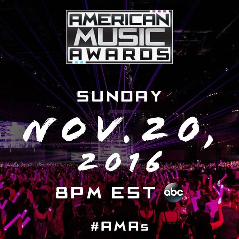 american music awards nominations 2016