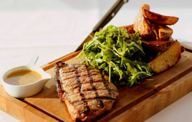 Open table best steak restaurants