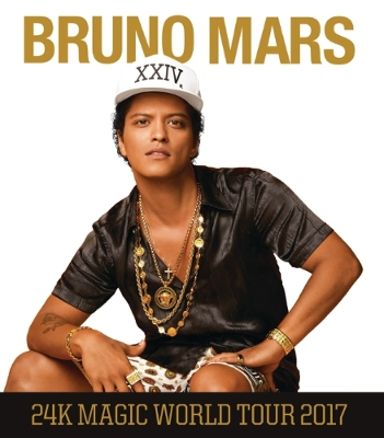 bruno mars announces 24k magic world tour dates latf usa. Black Bedroom Furniture Sets. Home Design Ideas