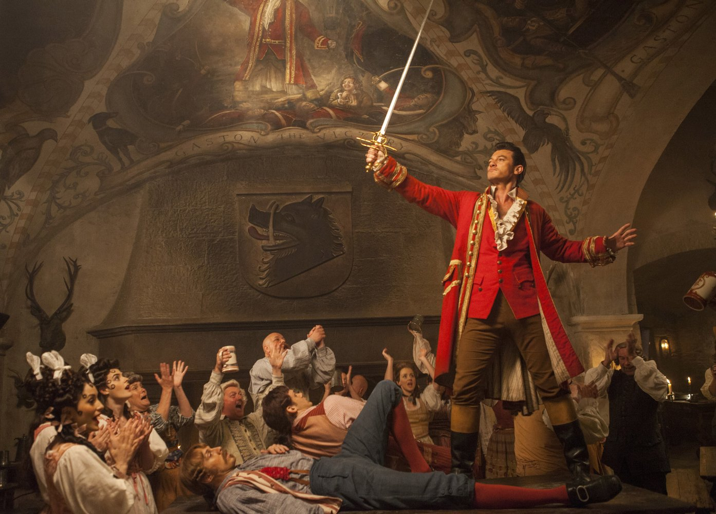 Beauty and the Beast, movie review by Pamela Price