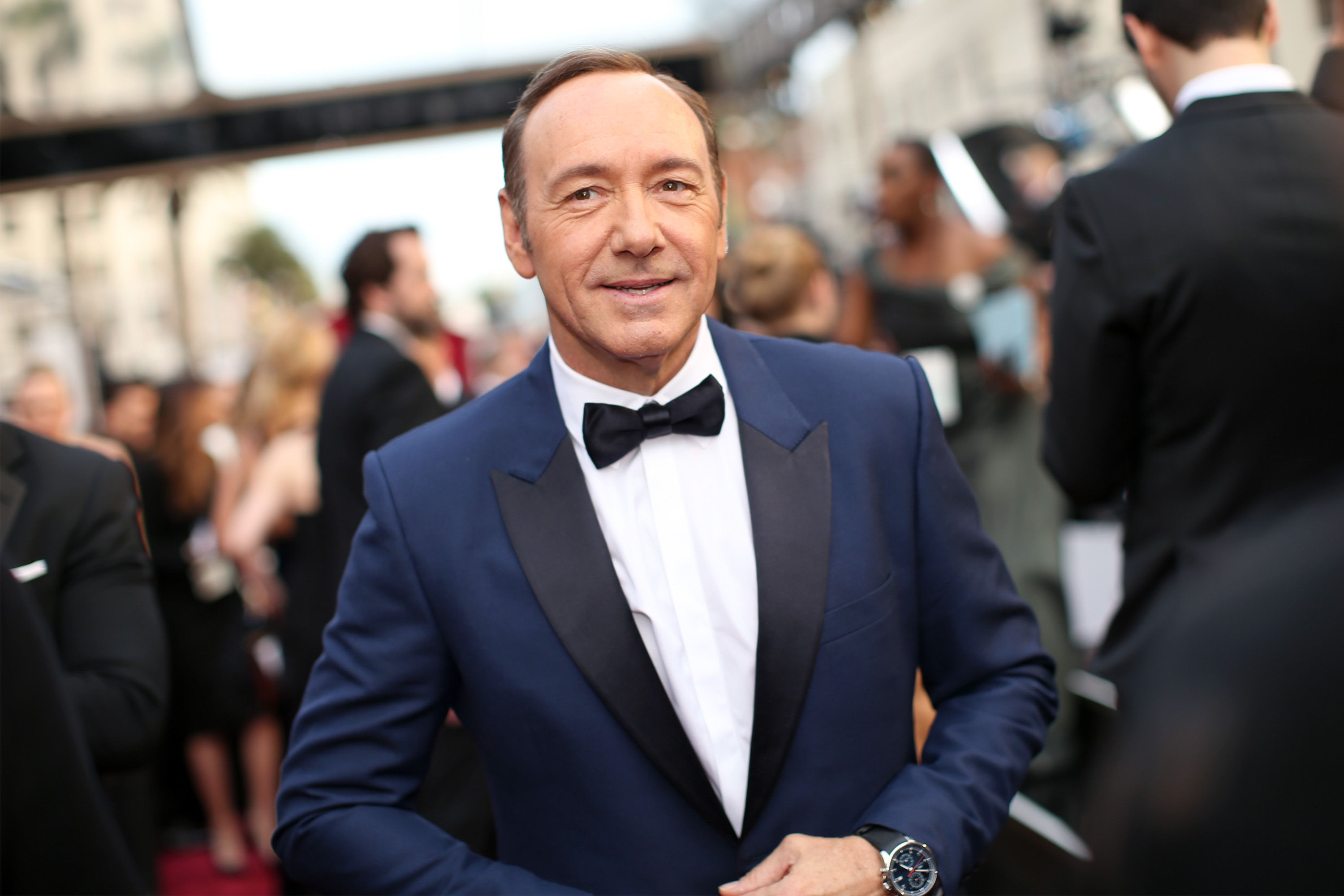 Kevin Spacey, host tony awards