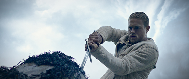 'King Arthur: legend of the sword' movie review, Pamela Price