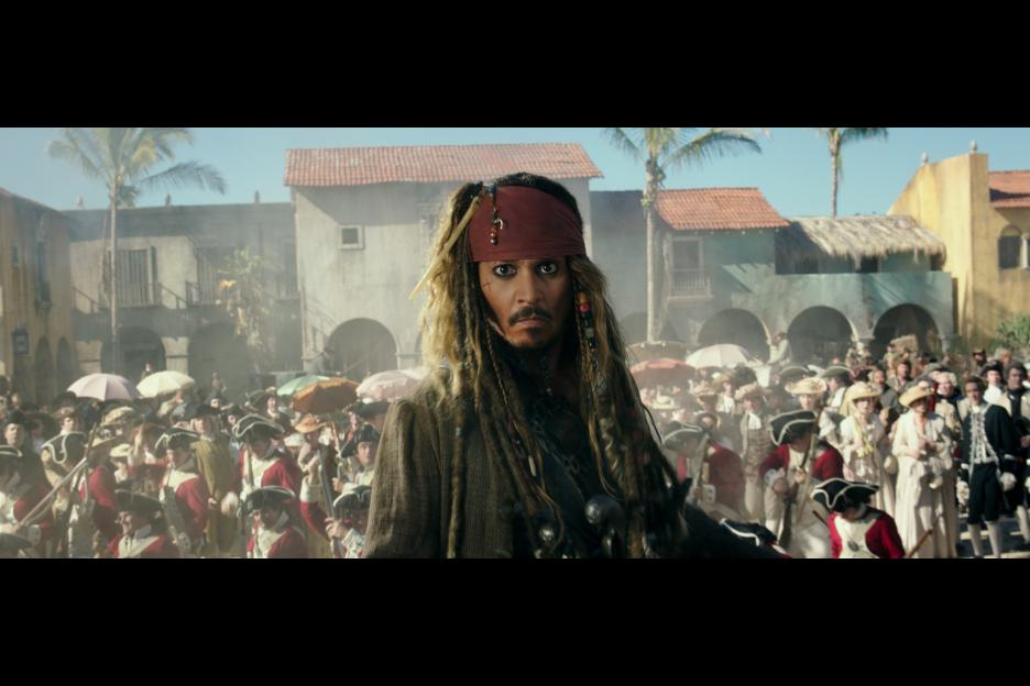 """Pirates of the Caribbean: dead men tell no tales"" movie review, Pamela Price"