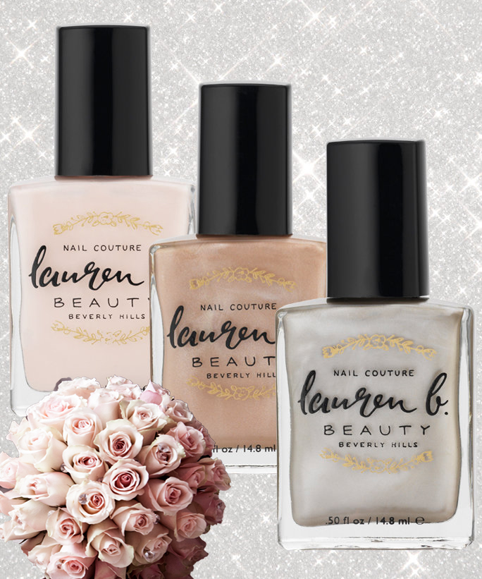 Nail Lauren B. Beauty Plishes For Bridal Season