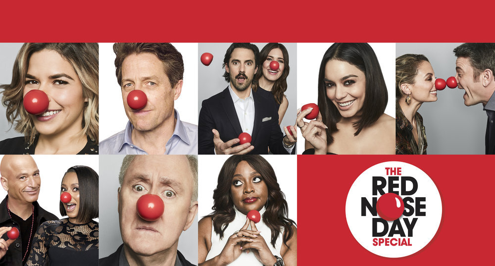 Red Nose Day Special