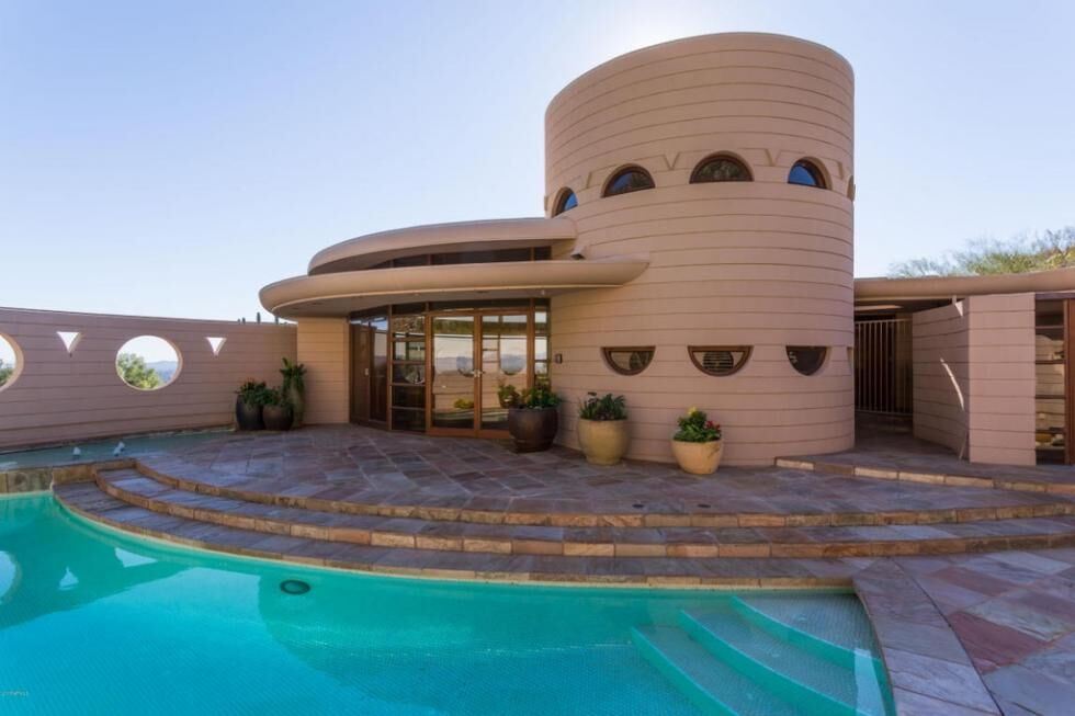 Frank Lloyd Wright's Last House